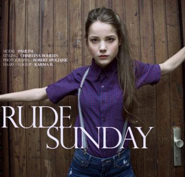 RUDE SUNDAY